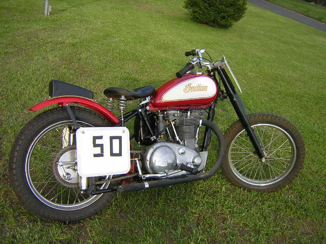 1950 Indian Warrior 250
