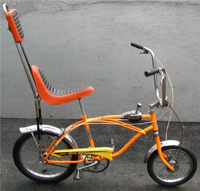New England Muscle Bicycle