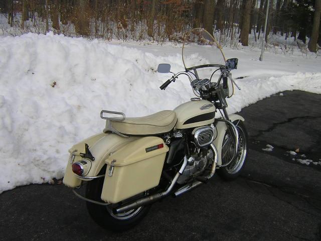 Harley XLH 2