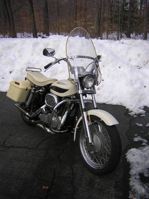 Harley XLH 3