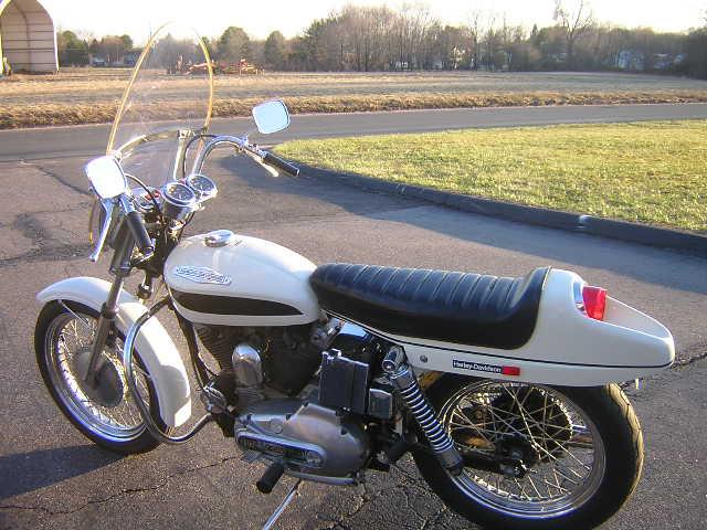 1971 HD XLH