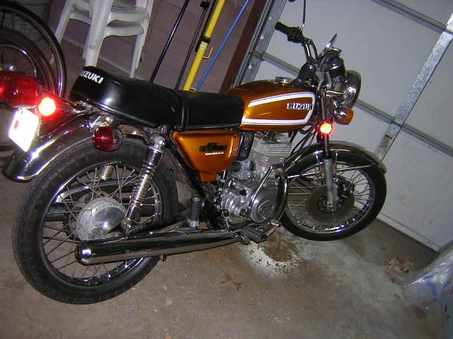 1974 Suzuki 185