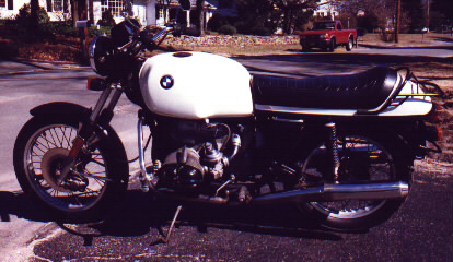 BMW R90RS