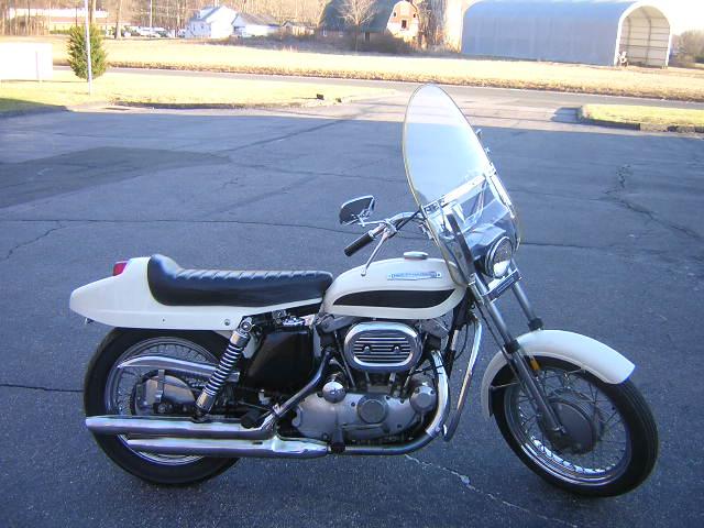 1971 HD XLH 2
