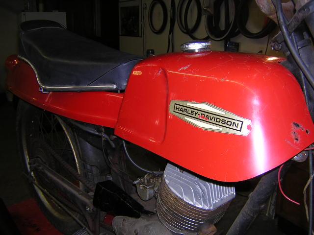 1966 HD Bobcat
