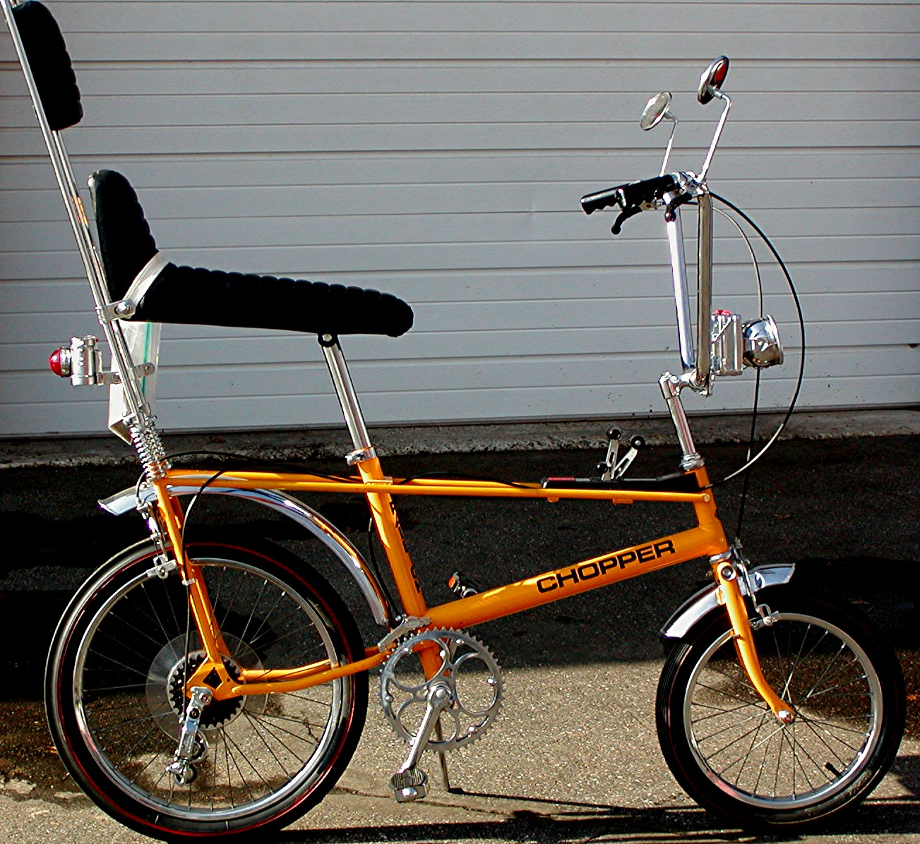 10 Speed Bmx : New england muscle bicycle