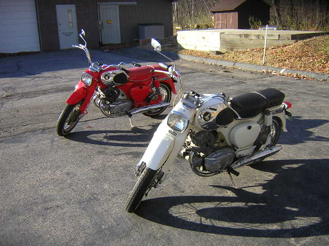 Honda Dream 2