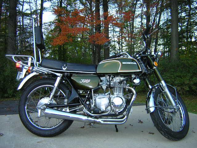Wanda's Honda